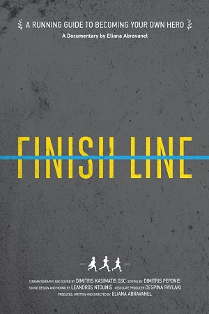 finish line- poster